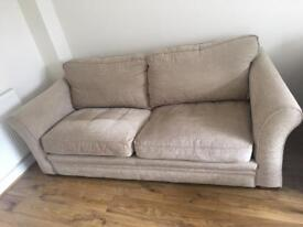 3 seater sofa & 3 seater sofa bed