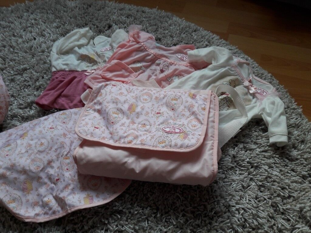 Baby Annabel Set