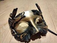 Masquerade mask - large Cesar