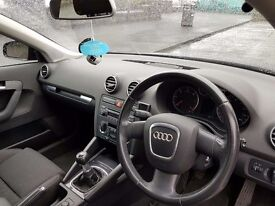 Mint Condition Audi A3 2.0 TDI (Low Miles)