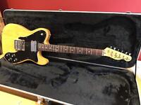 Fender custom telecaster 1976 all original may trade/part x Gibson ' fender