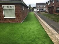 LONG LIFE GRASS COMPANY fencing , artificial grass , paving , decking