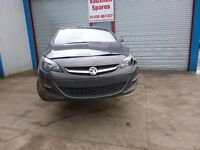 2013 Astra 1.4l 5 door 15,000 miles breaking for spares.