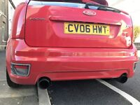 Ford Focus ST225 2006 Red Stage 2 300BHP £8000