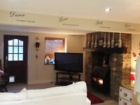 2bed mid terrace cottage in Bryn Terrace, Abertillery NP13 2QQ to let