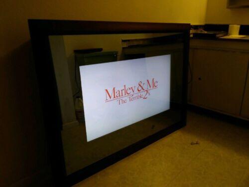 """39"""" Sharp Liquid Crystal Framed MIRROR TV"""