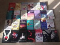 Books - various titles/authors - 27 Books in total