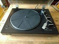 Vintage JVC JL A20 turntable, serviced, ortofon stylus