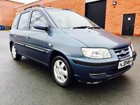 MARCH 2004 HYUNDAI MATRIX GSI 1.6 PETROL ONLY 67,000 MILES EXCELLENT CONDITION