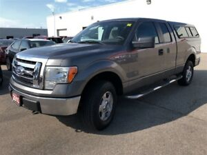 2010 Ford F-150 XLT, Cap, 4x4, Trailer Hitch, Trade In