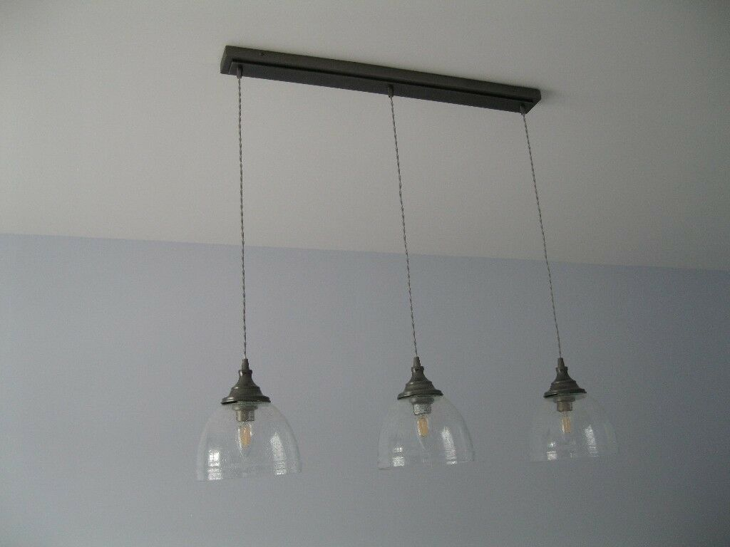 next bergen 3 pendant linear bar light in leigh on sea. Black Bedroom Furniture Sets. Home Design Ideas