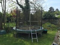 Jumpking 10ft Trampoline