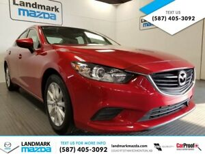 2016 MAZDA6 GS SEDAN with only 37,500KM!