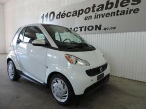 2014 Smart fortwo Pure - CUIR - SIÈGES CHAUFF