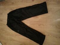 WEISE Thermal&Waterproof Motorcycle Trousers Size L Mint Condition