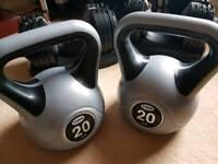 York 20kg kettlebell