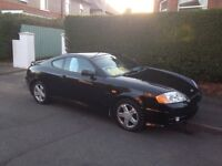 2003 Hyundai Coupe for sale. First £500 gets it lot of car for money. Sold as seen.