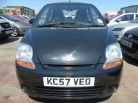 CHEVROLET MATIZ 1.0 SE A/C 5d 65 BHP FULL SERVICE LOW MILES YEAR MOT **3 MONTHS WARRANTY INCLUDED**