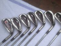 Titliest 716 irons 4-pw as new