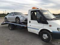 Vehicle Recovery Collection Delivery 24/7 Gravesend Dartford Medway Chatham Strood Rochester Car van