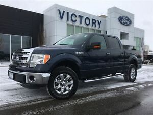 2014 Ford F-150 XLT, XTR, BLUETOOTH, 4X4, 5.0L