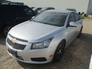 2013 Chevrolet Cruze LT REMOTE START! POWER DRIVERS SEAT! BLUETO