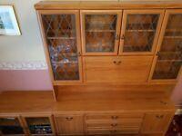 Sideboard, cupboard, drinks cabinet, Welsh dresser, display cabinet