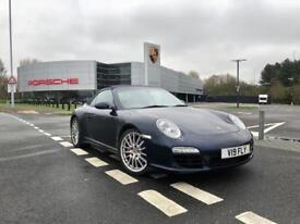Porsche 911 (997) Gen2 PDK Cabriolet.