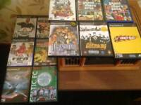 Bundle of PS2 games