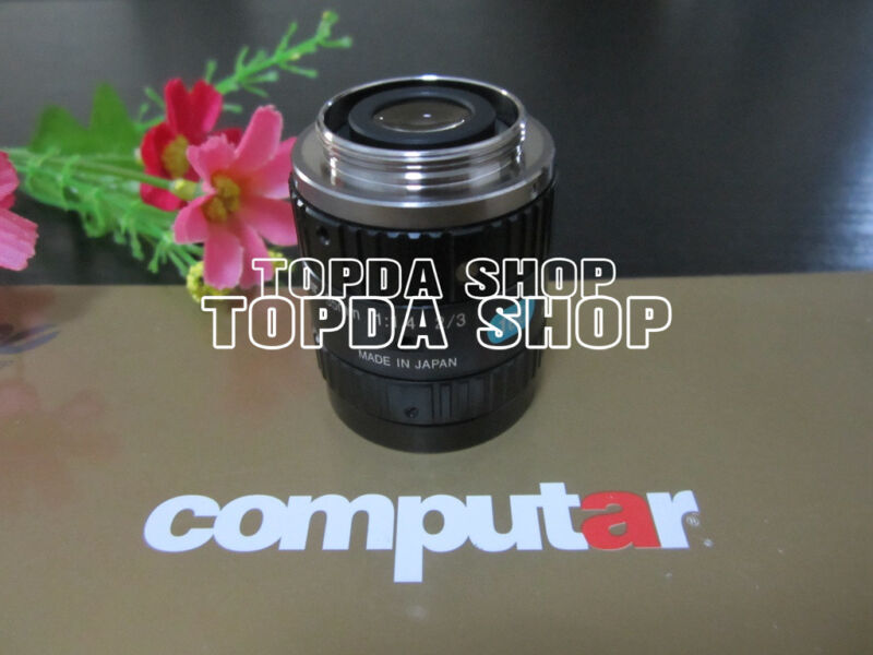 1PC computar M3514-MP 35mm 1:1.4  Industrial Camera Lens#SS