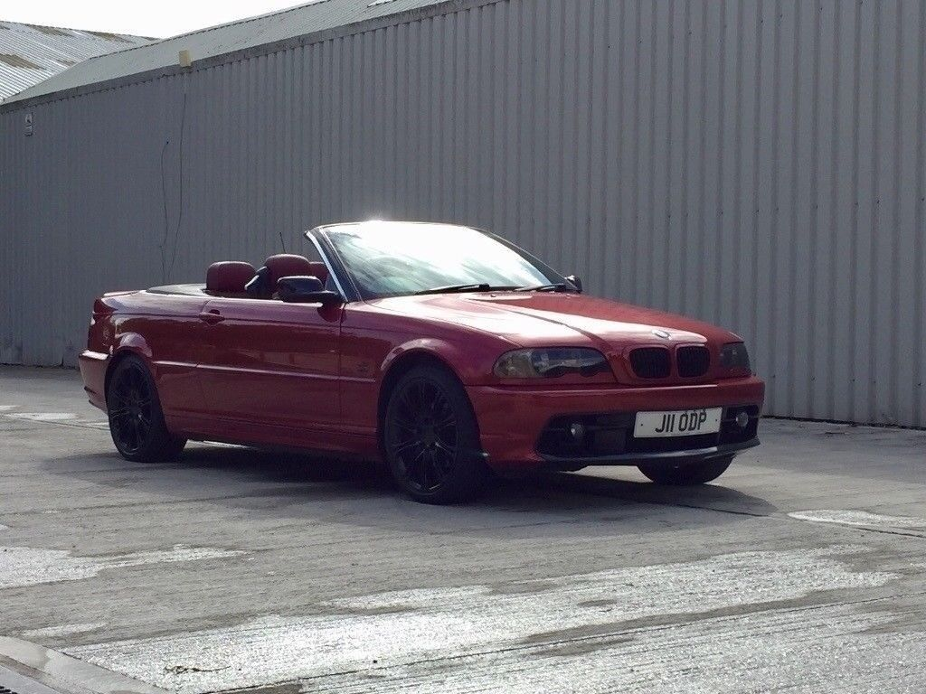 BMW I CONVERTIBLE FOR A QUICK SALE IN EXCELLENT CONDITION In - Bmw 323i convertible for sale