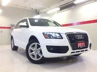 2011 Audi Q5 2.0L Premium Plus AWD SUNROOF