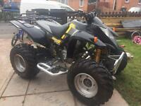 Quadzilla 250 need quick sell