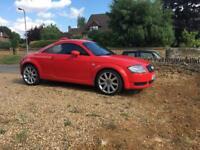 Audi TT 225bhp s-line