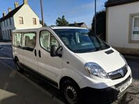 Vauxhall Vivaro - 9 seater for sale (2013)