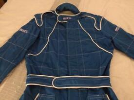 Kart Racing Suit with its bag (Large)