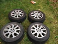 """Ford Mondeo 16"""" Alloy Wheels x4"""