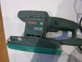 Bosch Orbital sander
