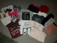 Girls 7-8 years clothes bundle Next H&m ect..