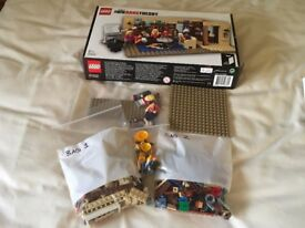 LEGO 21302 Big Bang Theory Set (Used)