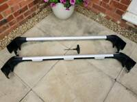 Vw passat cc genuine roof bars.