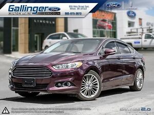 2013 Ford Fusion SE w/NAVIGATION AND FOUR NEW TIRES