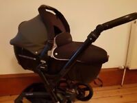 Jane Rider Travel System (3 in 1) - Excellent Condition