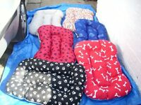 medium size dog beds,