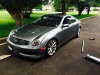 Infiniti g35 track package edition usdm mint