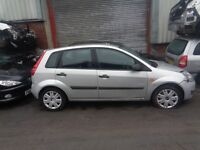 BREAKING Ford Fiesta 2006 5 door mk6.5 1.4L petrol.