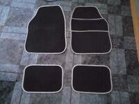performance car mat set