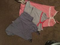 Maternity nighties x3