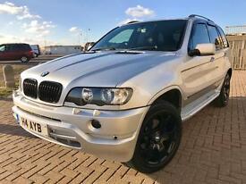 BMW X5 SPORT E53 AUTO 12 MONTHS MOT BEST EXAMPLE AROUND