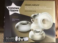 Tommee tippee electric breast pump new £50
